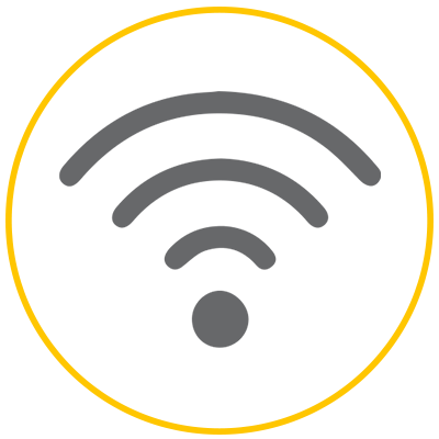 Wifi accessible